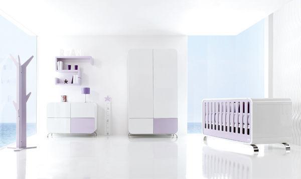 ALONDRA - Habitación bebé 0-3 años-ALONDRA-kurve violet