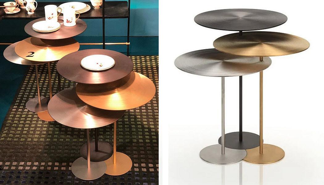 RILUC Tavolino rotondo Tavolo d'appoggio Tavoli e Mobili Vari   