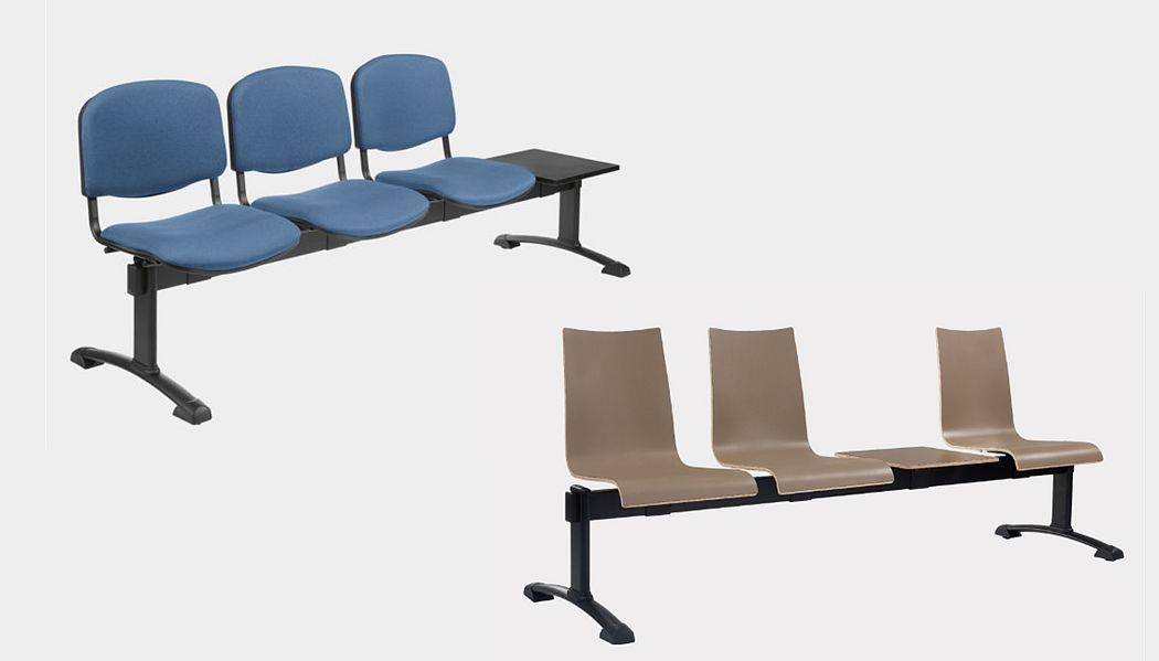 Ggi Sedie su barra per sala d'attesa Sedie e poltrone per ufficio Ufficio  |
