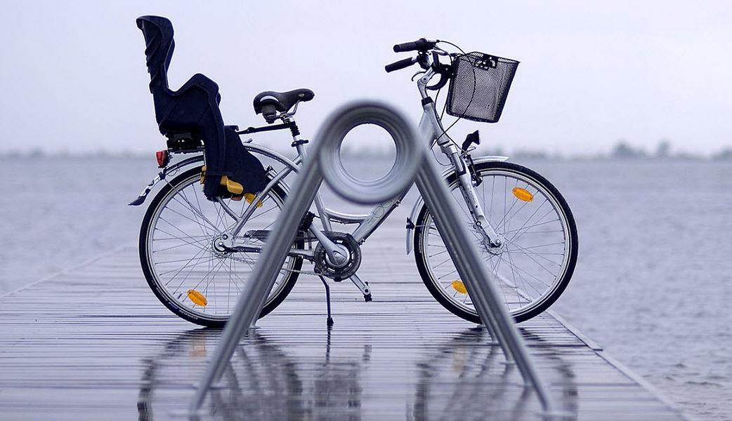 URBES 21 Parcheggio biciclette Arredo urbano Varie Giardino  |