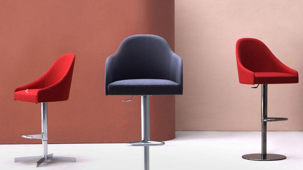 Accento Sgabello (sedia alta) Sedie Sedute & Divani   