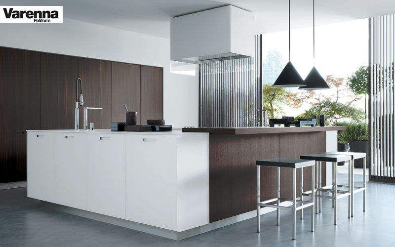 Varenna Cucina a isola Set da cucina Attrezzatura della cucina  Cucina | Design Contemporaneo