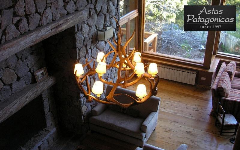 Astas Patagonicas Lampadario Lampadari e Sospensioni Illuminazione Interno Salotto-Bar  