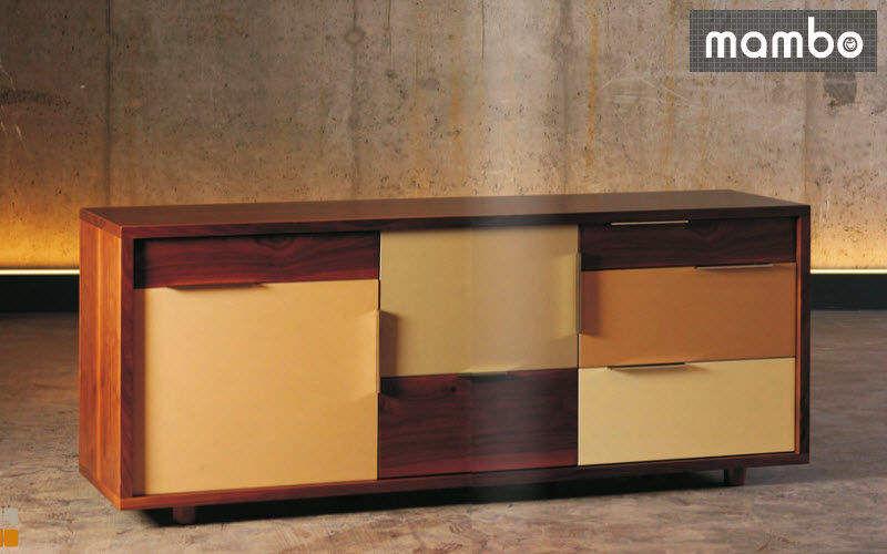 MAMBO UNLIMITED IDEAS Credenza bassa Credenze, buffet e mobili soggiorno Armadi, Cassettoni e Librerie  |