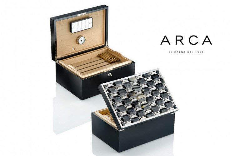 ARCA HORN Cofanetto per sigari Tabacco Oggetti decorativi  |