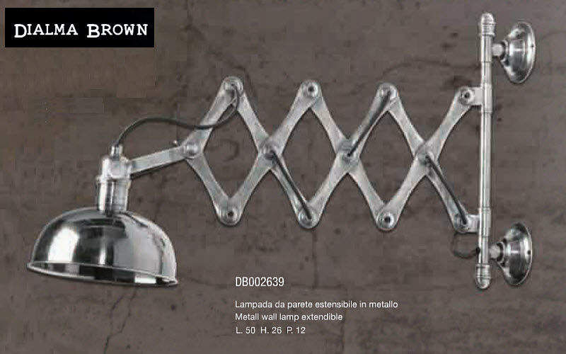 DIALMA BROWN Applique estensibile Applique per interni Illuminazione Interno  |