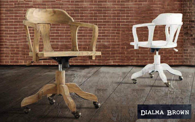 DIALMA BROWN Poltrona ufficio Sedie e poltrone per ufficio Ufficio  | Eclettico