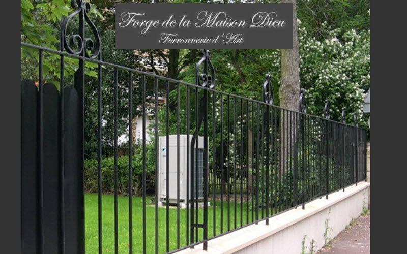 La Forge  de La Maison Dieu Inferriata Reti e recinti Giardino Tettoie Cancelli...  |