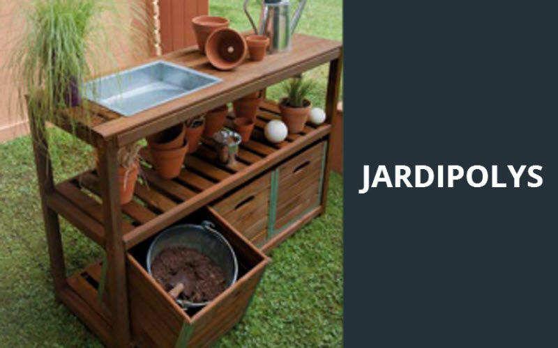 JARDIPOLYS Banco per rinvasare Giardinaggio Varie Giardino  |