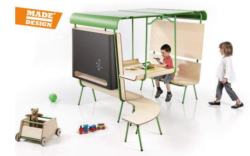 Made Design Scrivania bambino Tavoli per bambini Infanzia  |