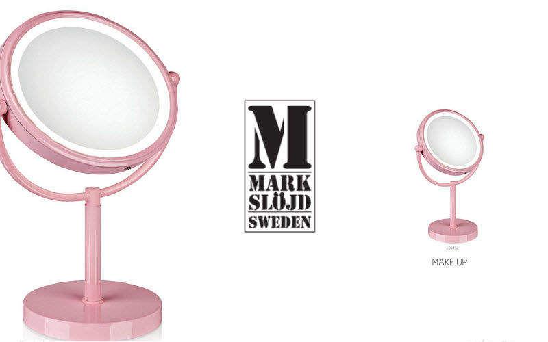 Markslöjd Specchio ingranditore da bagno Specchi Bagno Bagno Sanitari   |