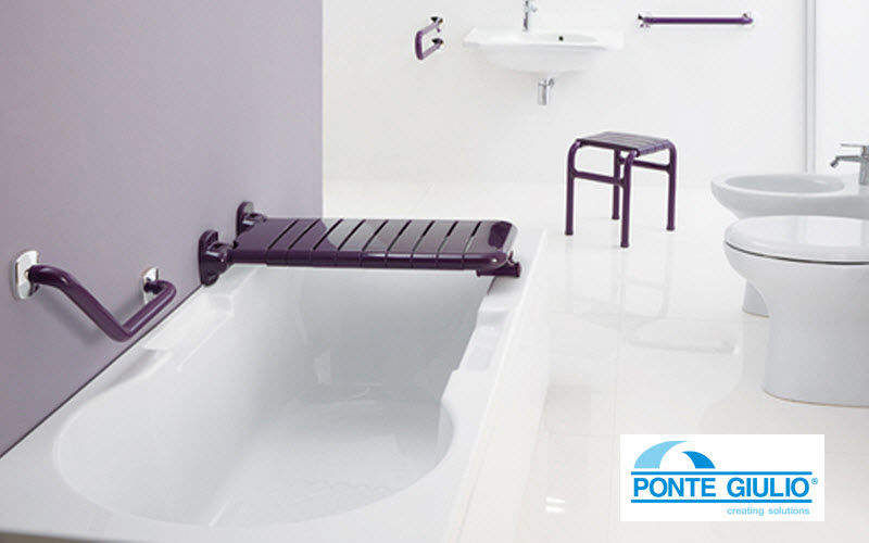 PONTE GIULIO Sedia per vasca da bagno Mobili da bagno Bagno Sanitari  |