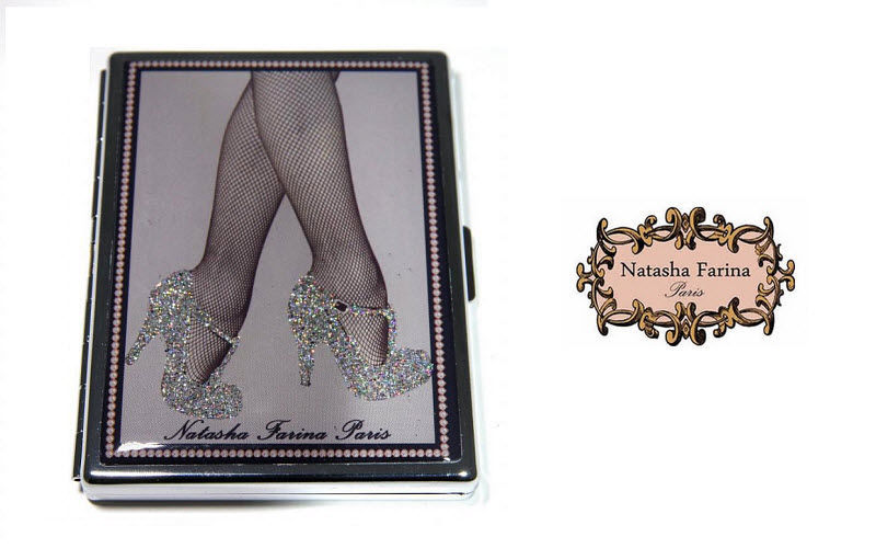 Natasha Farina Astuccio per sigarette Tabacco Oggetti decorativi  |