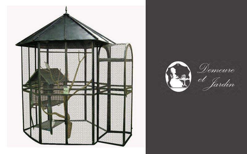 Demeure et Jardin Voliera Arredamento d'esterni Varie Giardino  |