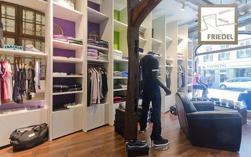 FRIEDEL EBENISTE Arredamento negozi Arredamenti negozi Case indipendenti  |