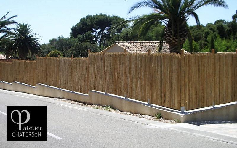 Atelier CHATERSèN Recinzione Reti e recinti Giardino Tettoie Cancelli...  |