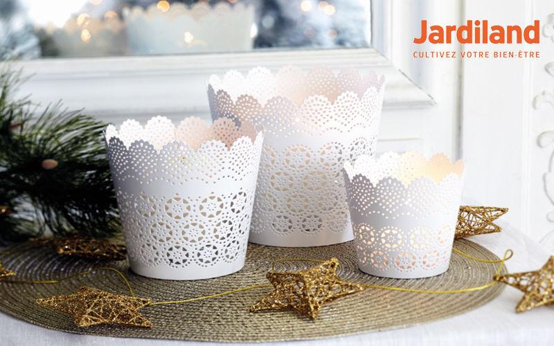 Jardiland Portacandela natalizio Addobbi natalizi Natale Cerimonie e Feste  |