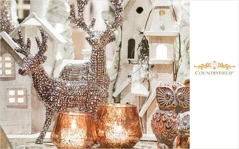 COUNTRYFIELD Decorazione natalizia Addobbi natalizi Natale Cerimonie e Feste  |
