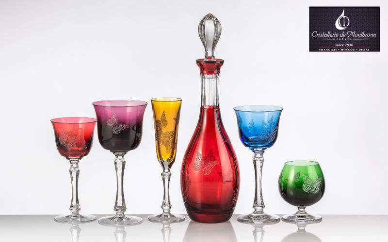 Cristallerie de Montbronn Calice Bicchieri Bicchieri, Caraffe e Bottiglie  |