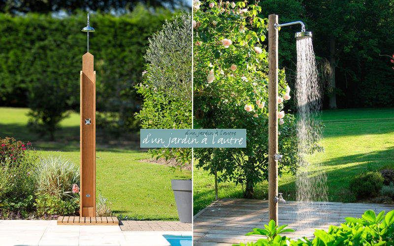 Douches de jardin Doccia da esterno Giochi e tempo libero Piscina e Spa  |