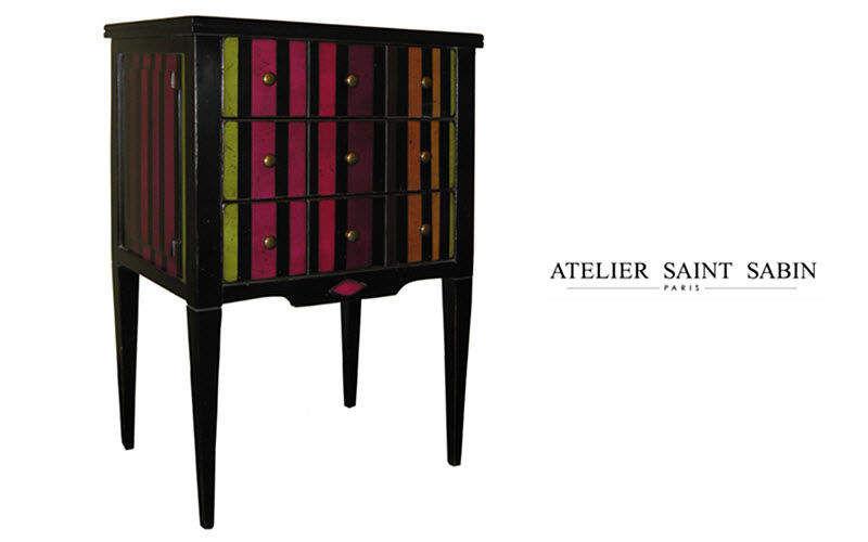 Atelier Saint Sabin Cassettiera Mobili con cassetti Armadi, Cassettoni e Librerie  |