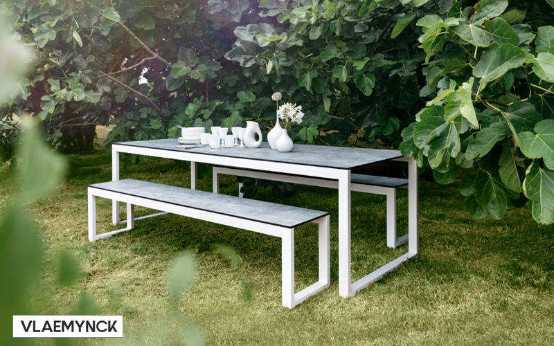 Roland Vlaemynck Tavolo da giardino Tavoli da giardino Giardino Arredo  |