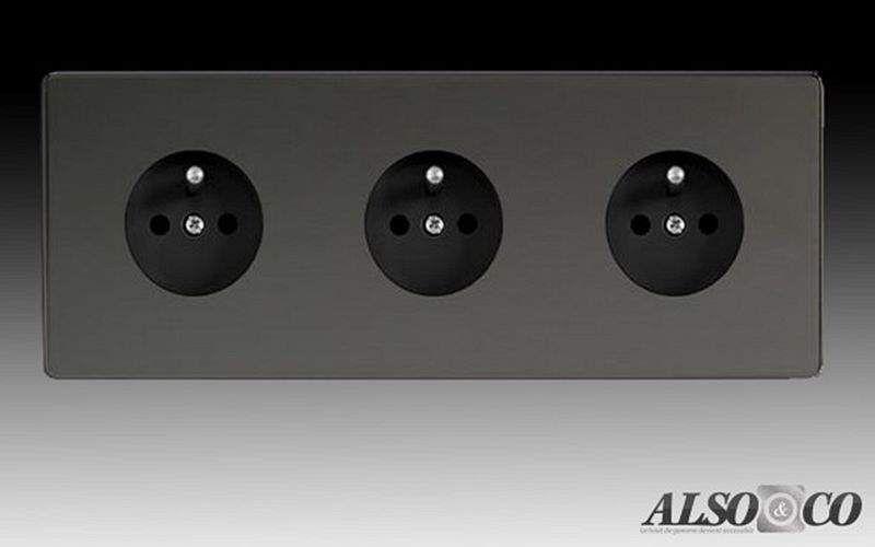 ALSO & CO Presa elettrica Elettricità Illuminazione Interno  |