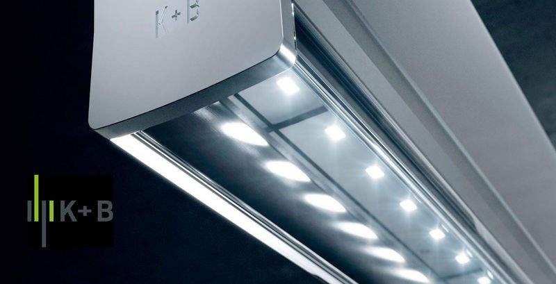 K+B LIGHTING Lampada a sospensione per ufficio Lampadari e Sospensioni Illuminazione Interno  |