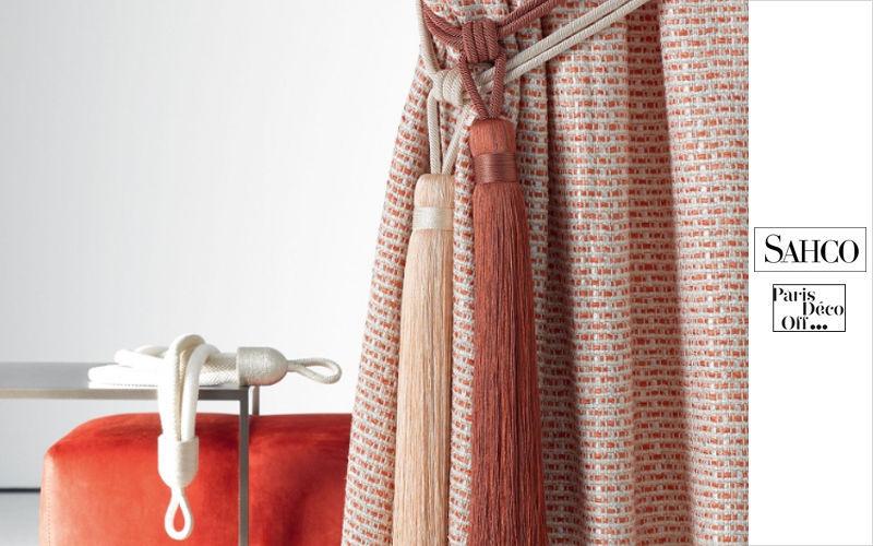 SAHCO  Nappa per tenda Bracciali per tende Tessuti Tende Passamaneria  |