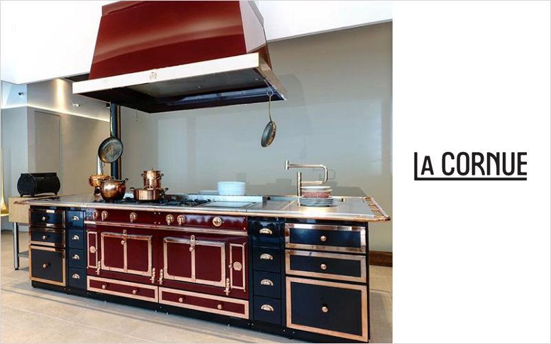 La Cornue Gruppo cottura doppio forno Gruppi cottura Attrezzatura della cucina   |