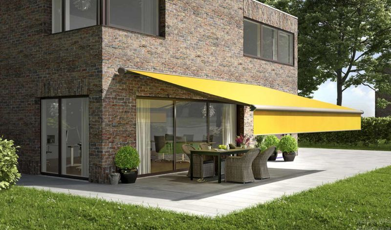 markilux Tenda per esterni Avvolgibili da esterno Porte e Finestre  |
