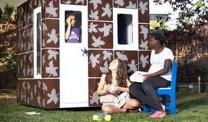 SMART PLAYHOUSE - Casetta da giardino per bambini