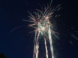 BUNY -  - Fuoco D'artificio