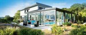 Veranda Rideau Veranda di piscina