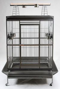 ZOLUX - cage pour perroquet cacatoes 123x103x195 - Gabbia Per Uccelli