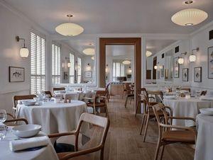 DECO SHUTTERS - shutters pour restaurants - Persiana Oscillante
