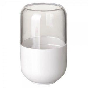 La Chaise Longue - gobelet gélule transparent - Bicchiere Portaspazzolini