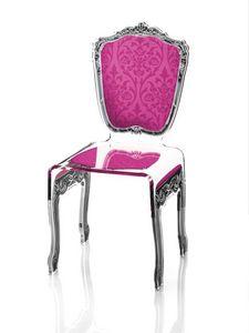 ACRILA - chaise baroque acrila - Sedia