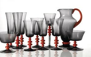 ATELIER NASONMORETTI -  - Servizio Di Bicchieri
