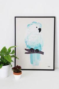 MICHELLE CARLSLUND ILLUSTRATION -  - Quadro Decorativo
