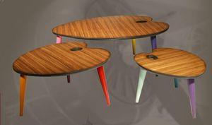 BATEL -  - Tavolini Sovrapponibili