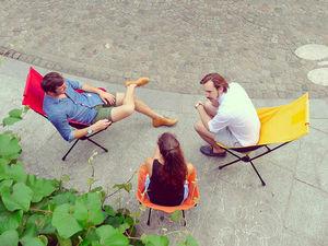 HELINOX - sunset chair home - Sedia