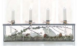 IB Laursen - avent - Portacandela Di Natale