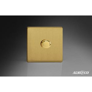 ALSO & CO - dimmer switch led - Interruttore