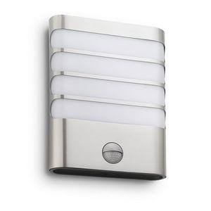 Philips - applique extérieur détecteur raccoon ir led ip44 h - Applique Per Esterno