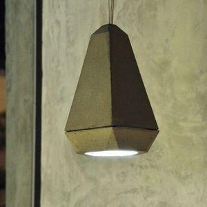 Innermost - suspension en beton - Lampada A Sospensione