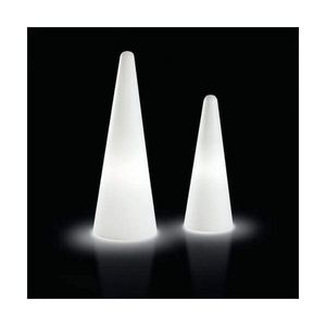 SLIDE - cone lumineux d'extérieur slide - Lampada Da Terra