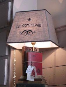 L'ATELIER DES ABAT-JOUR -  - Lampada Da Tavolo