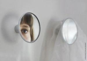 VERONIQUE MAIRE - check - Specchio