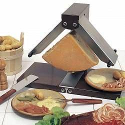 Bron-Coucke -  - Raclette Elettrica
